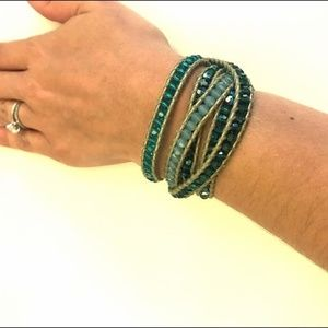 Chan Luu 5 Layer Wrap Bracelet